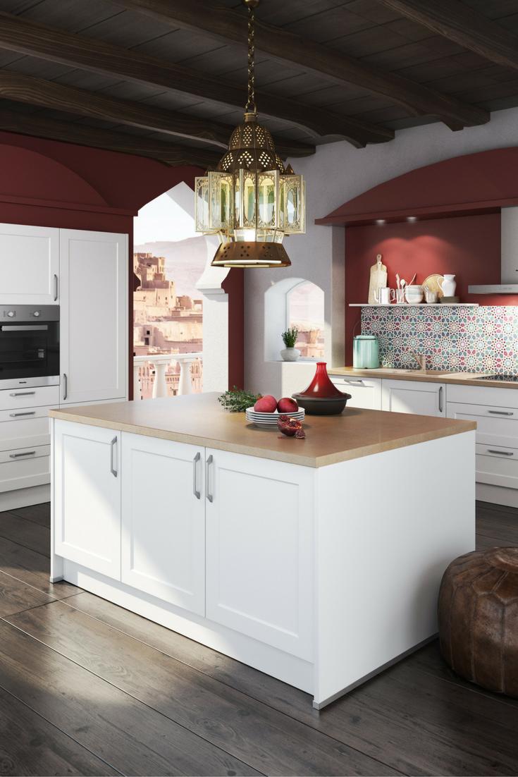 Pin von Küche&Co auf Landliebe Küchen im Landhausstil
