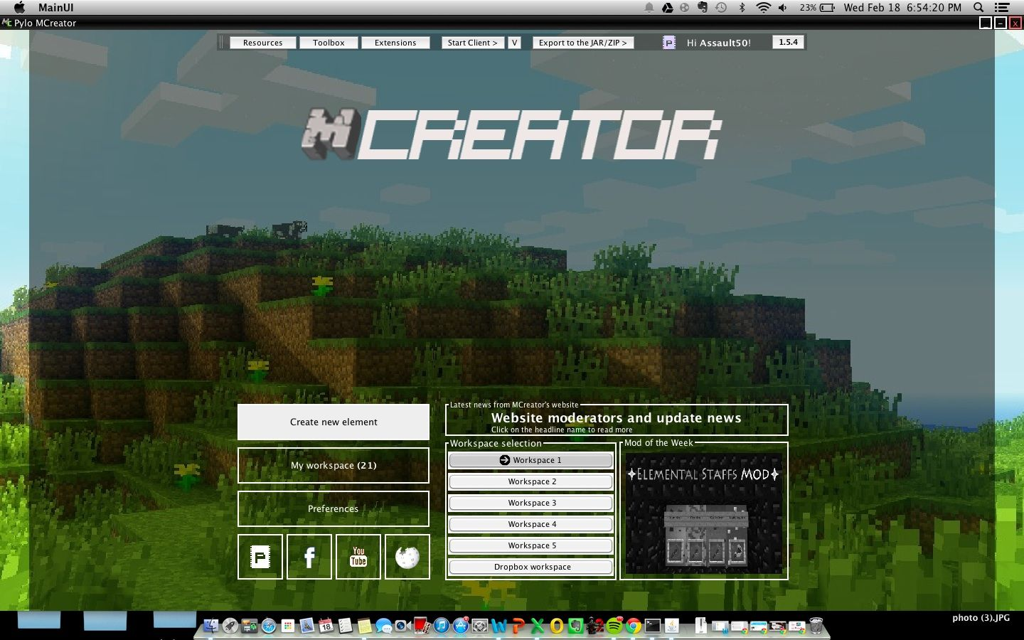 How to Create a Minecraft Mod in MCreator