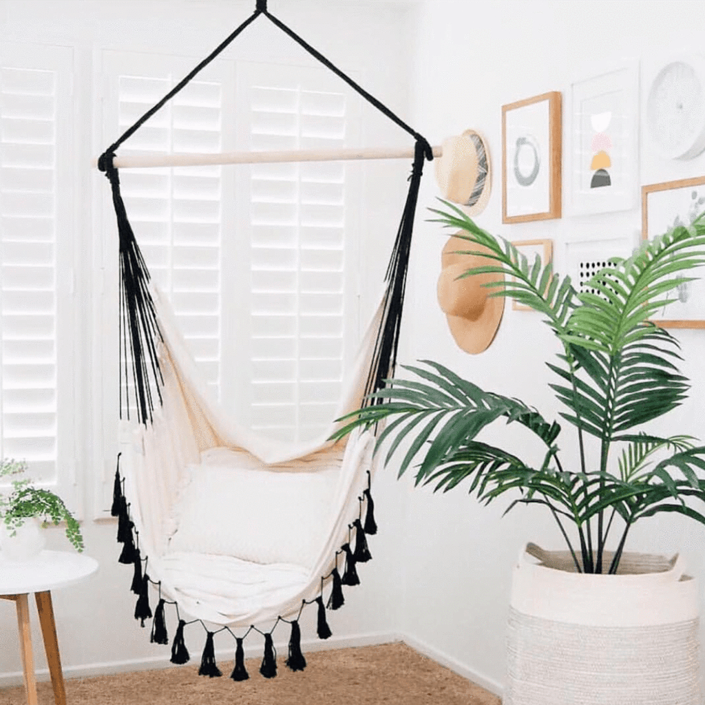 Soho hammock chair cream in luxury home ideas from ivory