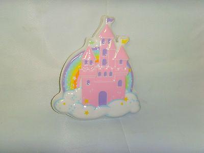 pop top bakery crafts pink castle cake topper ebay