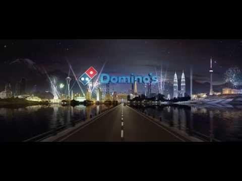 Domino's Around the World - YouTube