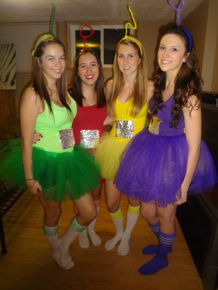 teletubbies halloween costume