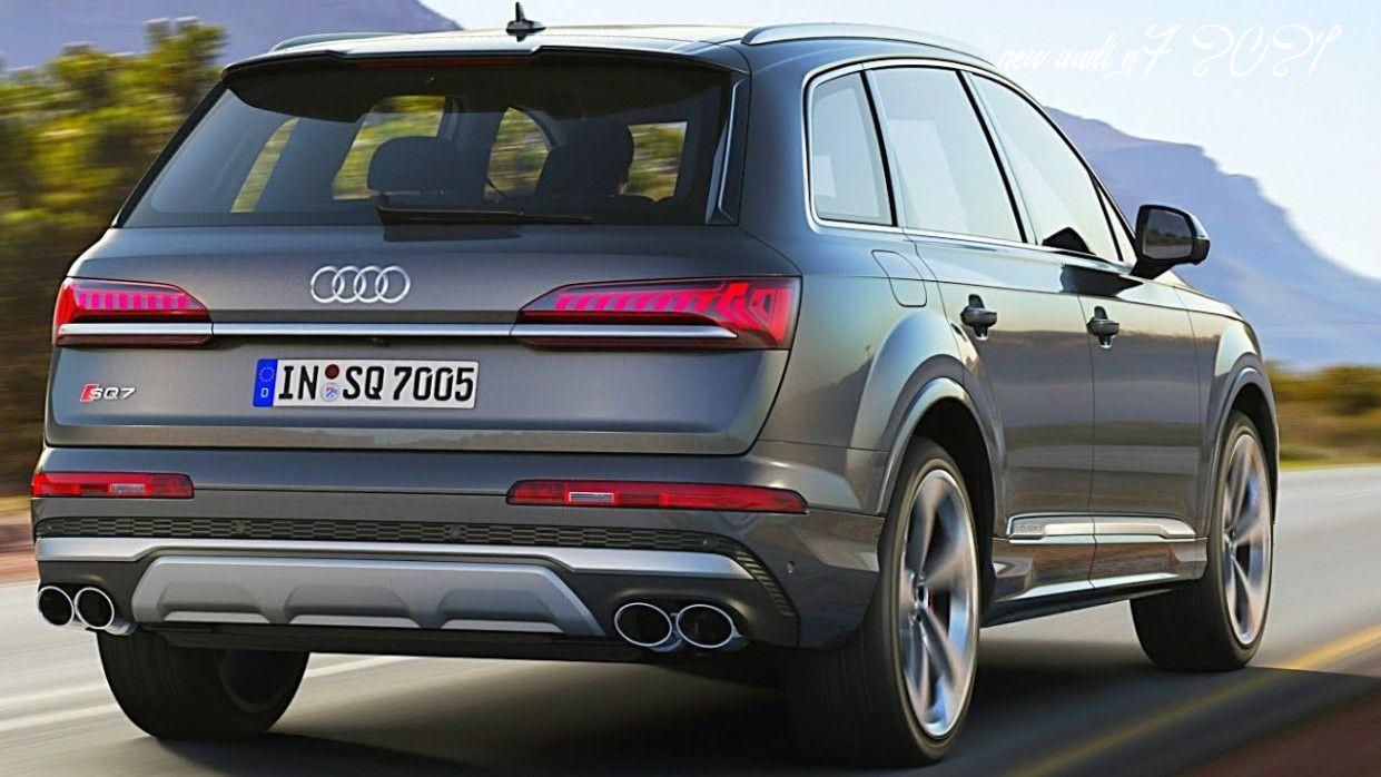 New Audi Q7 2021 in 2020 Audi q7, Audi, New audi q7
