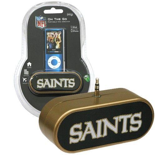#iHip Officially Licensed #NFL On-the-Go Speaker http://www.shareasale.com/r.cfm?u=740068&b=212921&m=25790&afftrack=&urllink=http://www.gearxs.com/ihip-officially-licensed-nfl-on-the-go-speaker-mobile Price: 9.99 FS