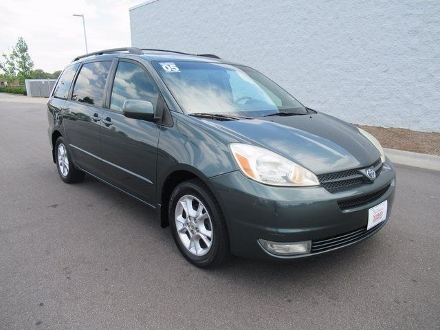 Used 2005 Toyota Sienna For Sale Fayetteville NC
