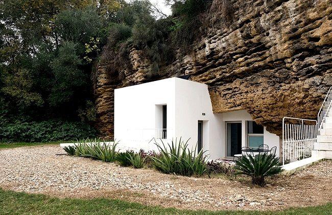 Maison troglodyte de cuevas del pino david vico