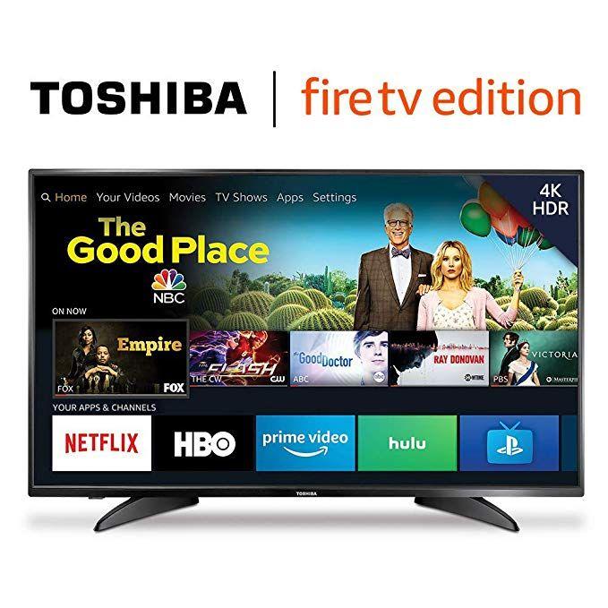 Toshiba 50LF621U19 50inch 4K Ultra HD Smart LED TV HDR
