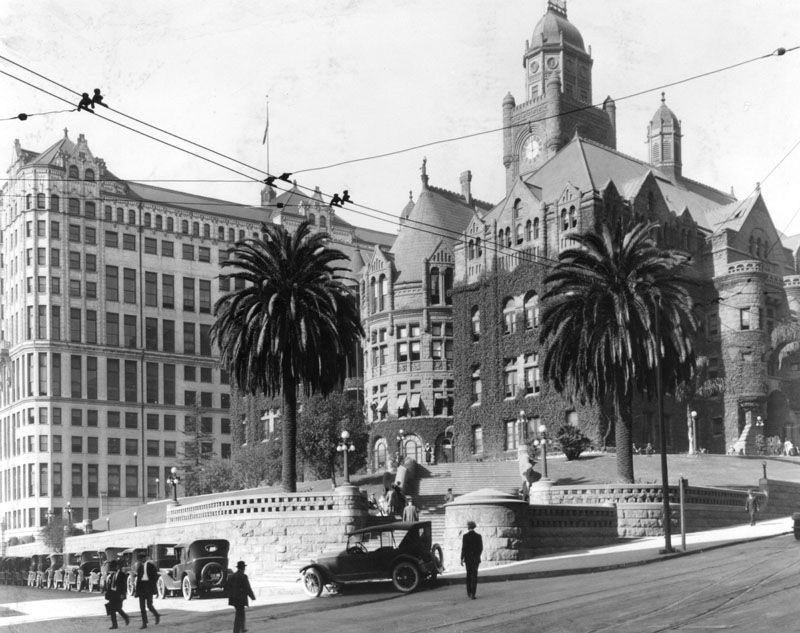 Water And Power Associates California History Los Angeles City Los Angeles History