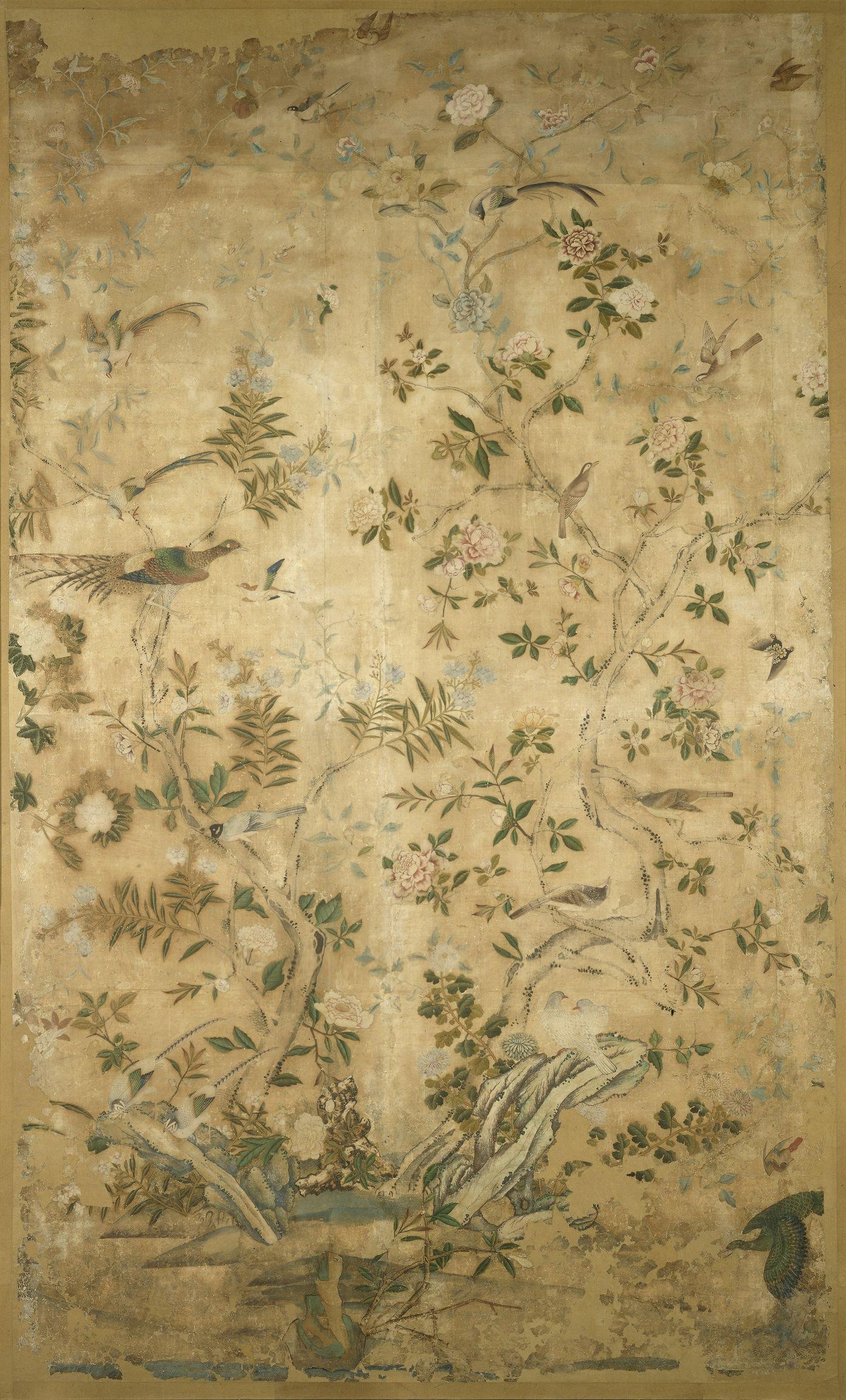 Wallpaper Mural | Wall murals, Wallpaper and Chinoiserie