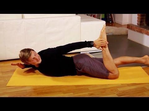 Fitness gegen Rückenschmerzen: 10 Minuten Workout für den..