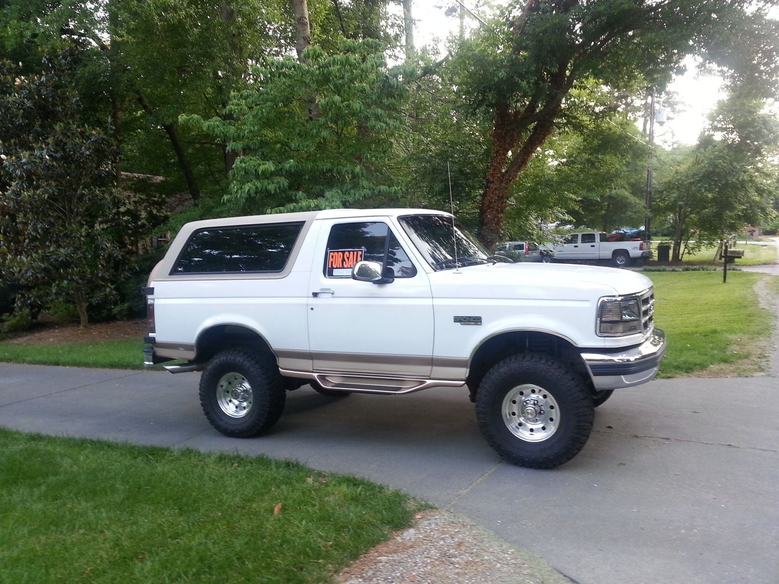 1996 Ford Bronco Ford Bronco Lifted Ford Trucks Ford Bronco 1996