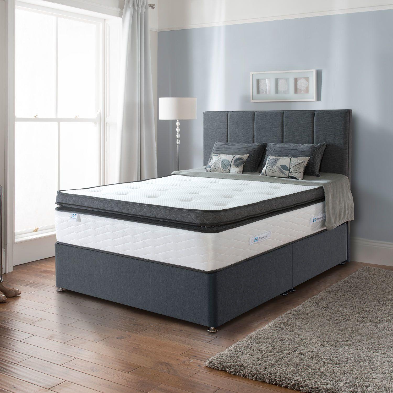 Sealy Ultimate Gel 2800 Divan Bed Bed Beds Online Bedroom