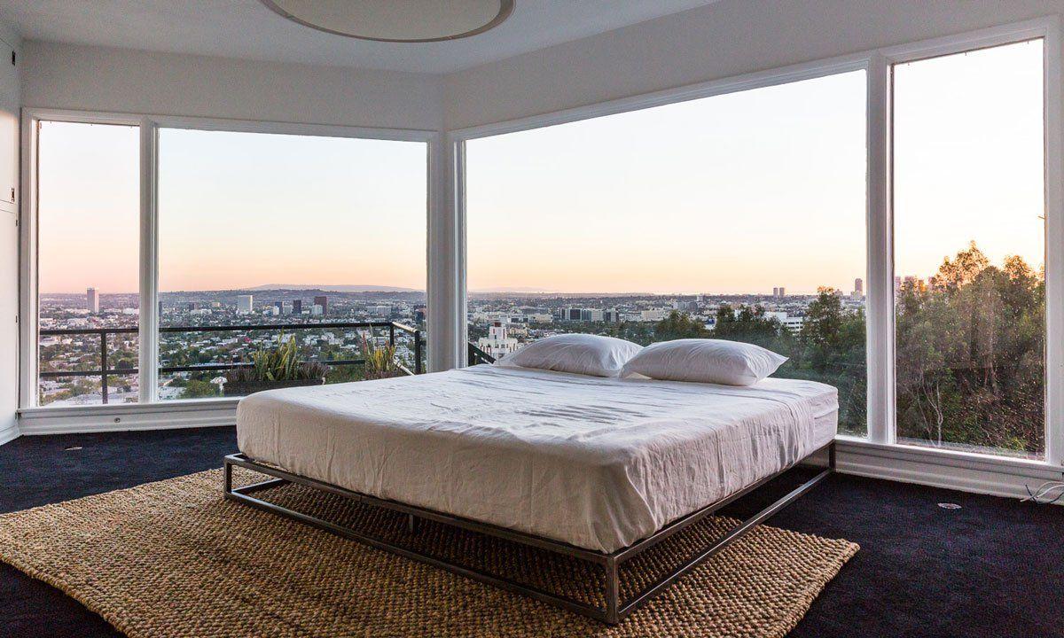 The Casper mattress showroom in Los Angeles. Home, Bed