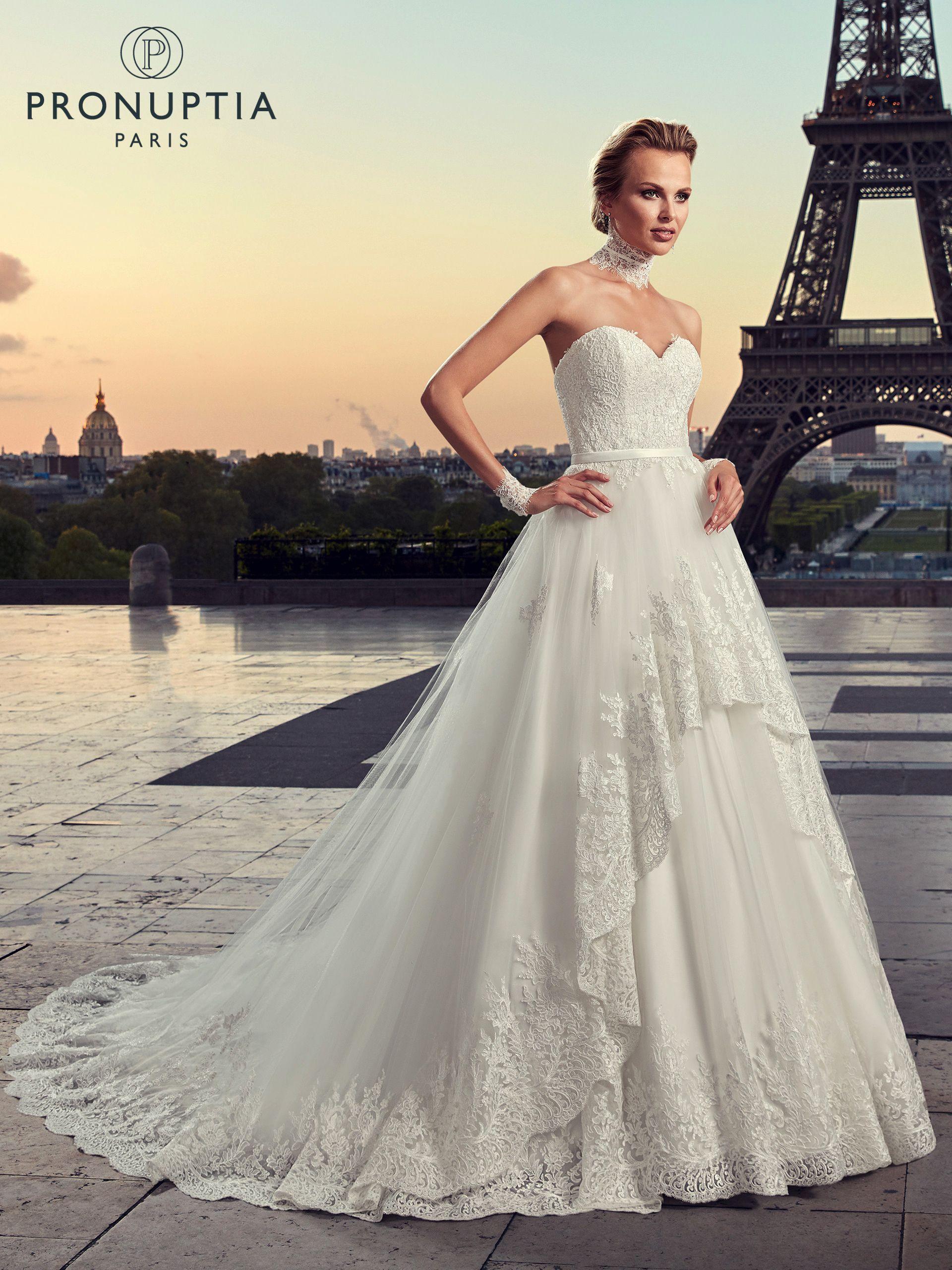 dernière vente styles divers meilleur choix Robe de mariée Rodin, robe de mariée princesse - Pronuptia ...
