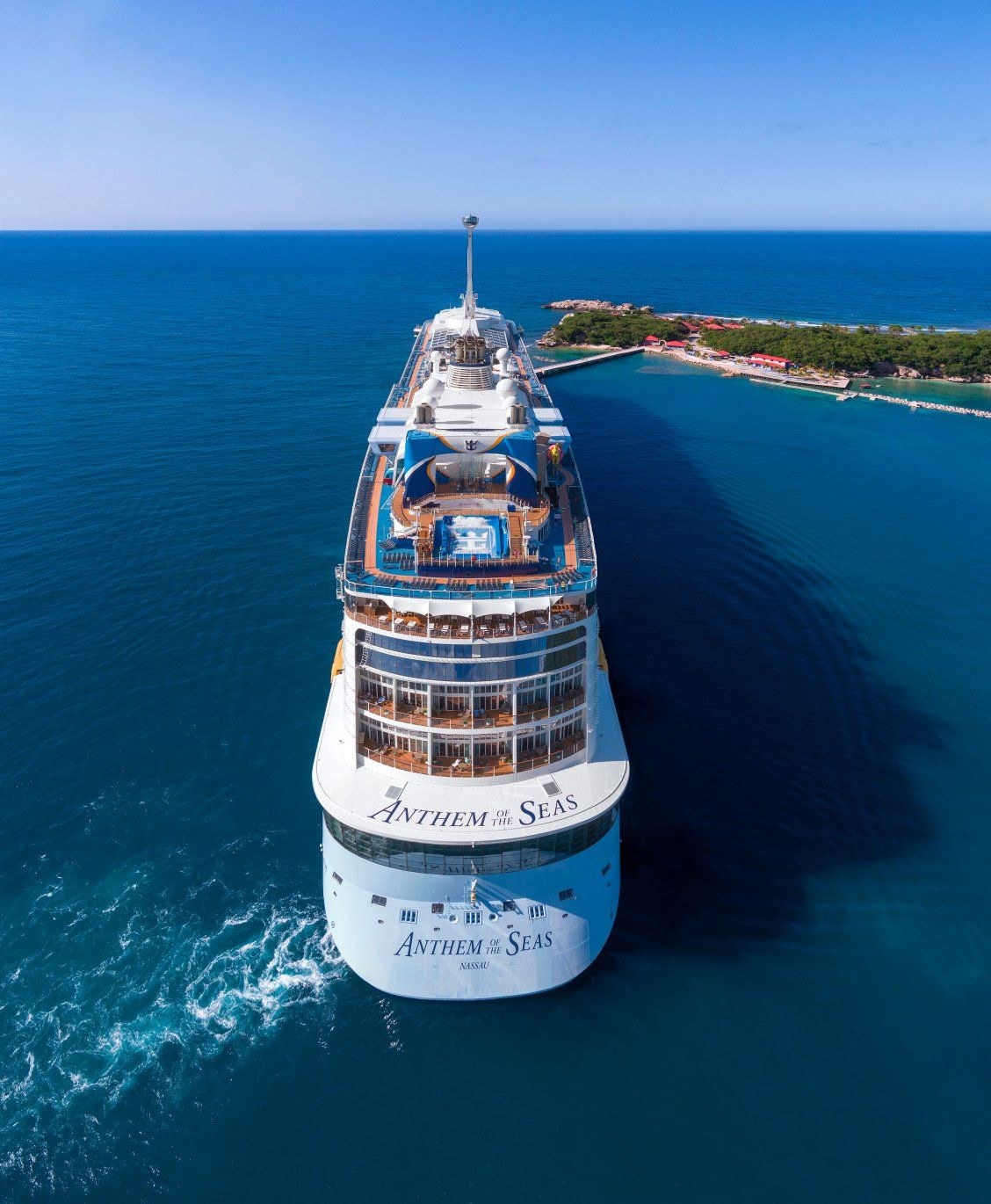 Anthem Of The Seas Every Day Onboard Anthem Of The Seas Is Like