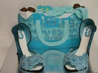 The Lady Loves Coach! - Cake by Cake Creations by Trish