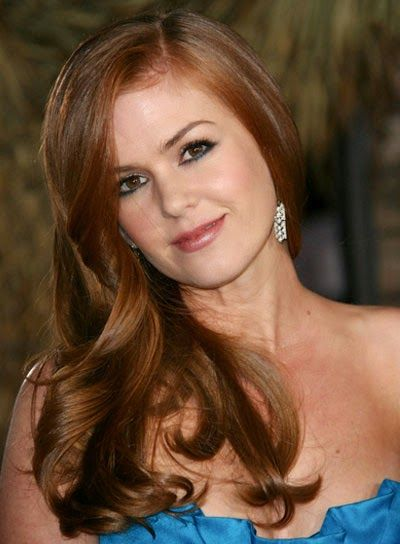 My Beauty Rules Great Hair Color For A Neutral Ruddy Skin Tone