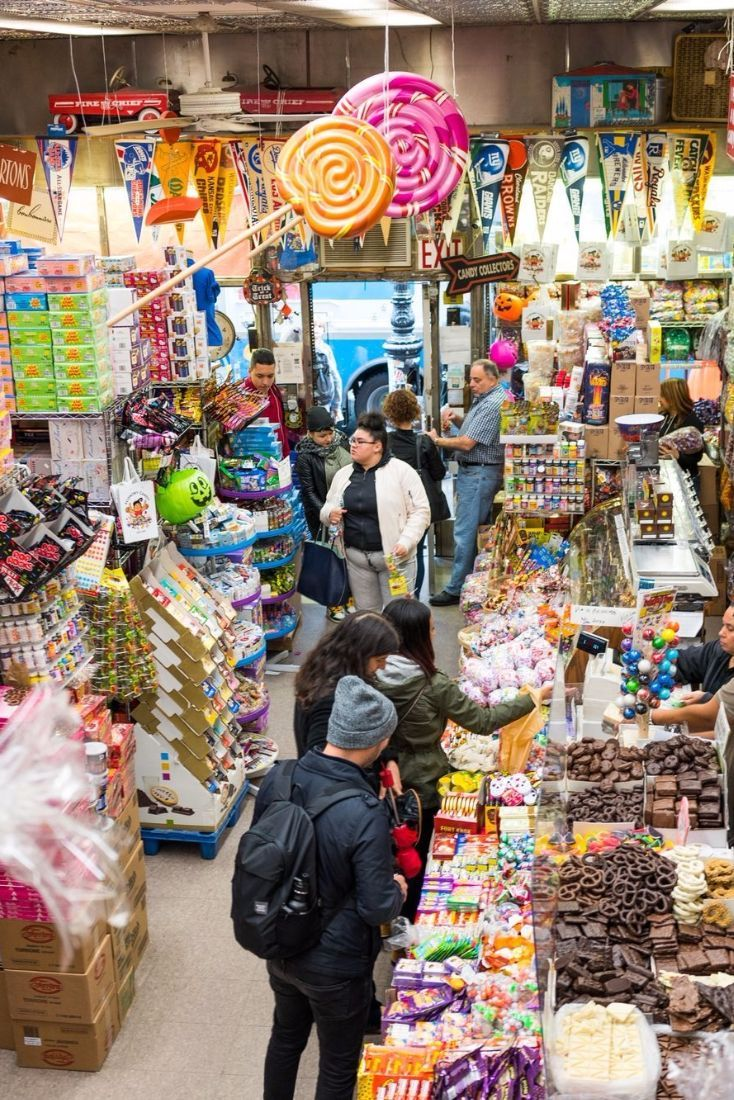 How Economy Candy Became a New York Icon New york