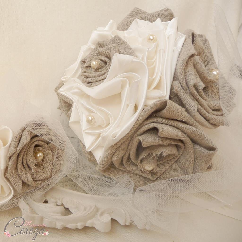 Mariage champêtre campagne chic & lin : planche dinspiration #1