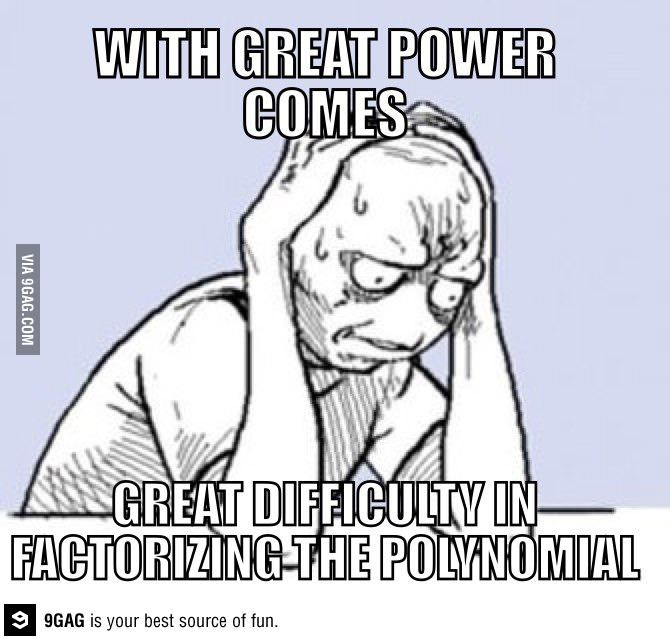 with great power comes humor pinterest math jokes math