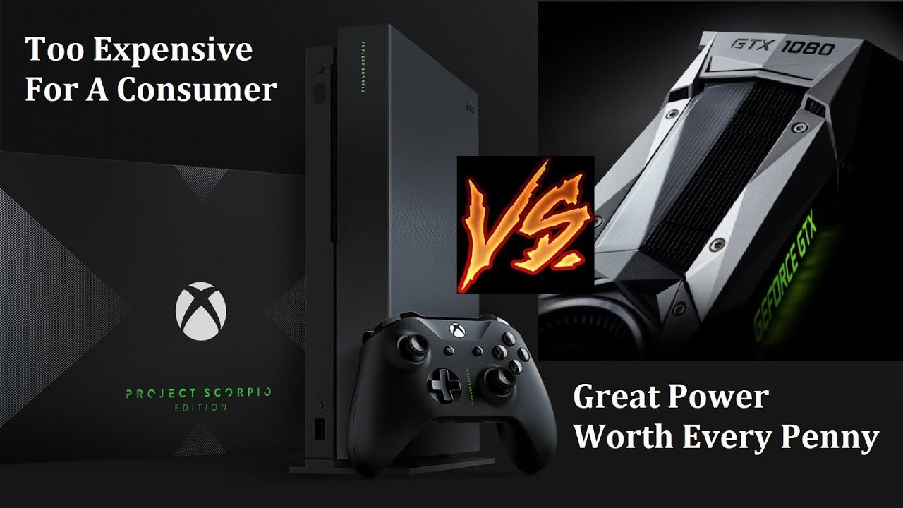 500 For An Xbox One X Is Waste Of Money But 700 For A Graphics Card Is Xboxone Xboxonex Videogames Graphic Card Xbox One Xbox