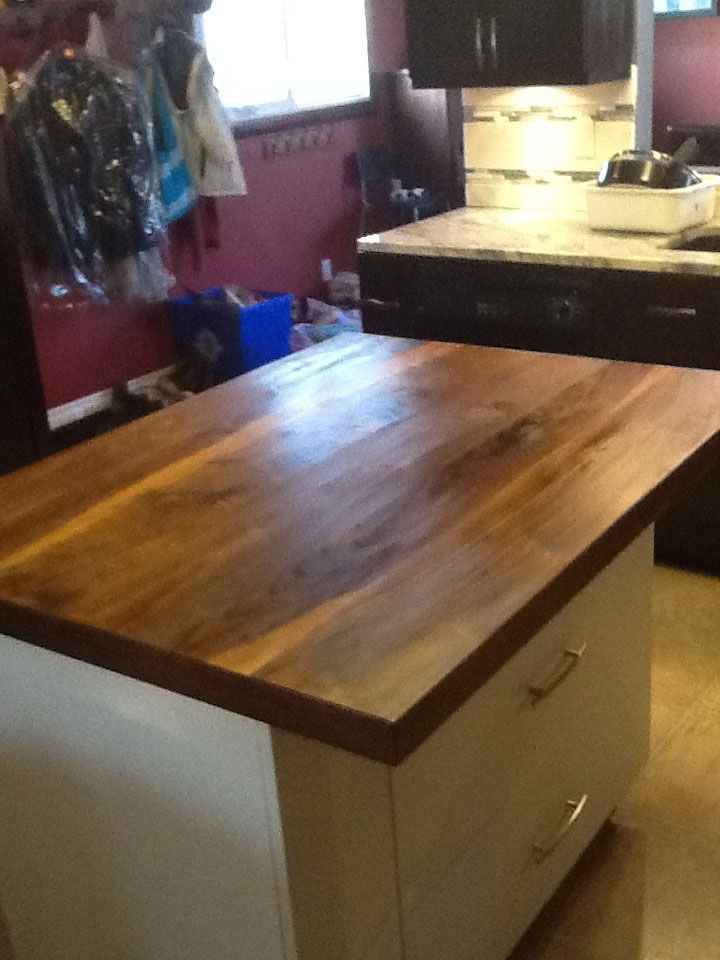 SEALING WOOD (FOOD SAFE) :: Forum re: COUNTERTOP/BUTCHER