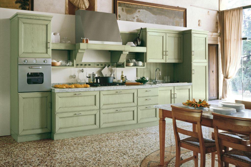 Colori pareti cucina: come scegliere il colore con la cromoterapia