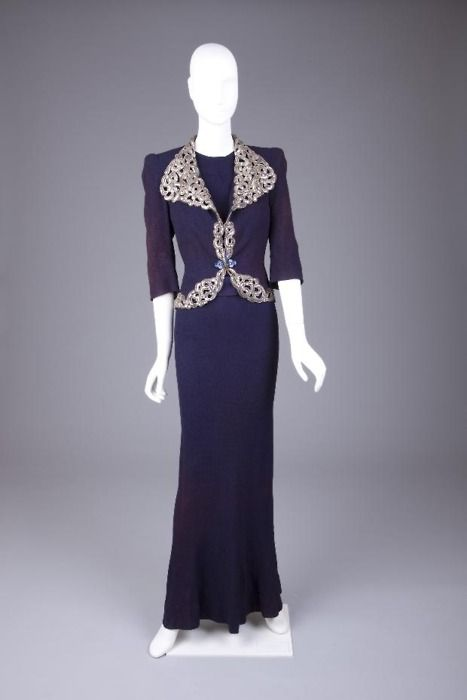 Elsa Schiaparelli 1940 Fashion 1940s Fashion Italian Fashion Designers