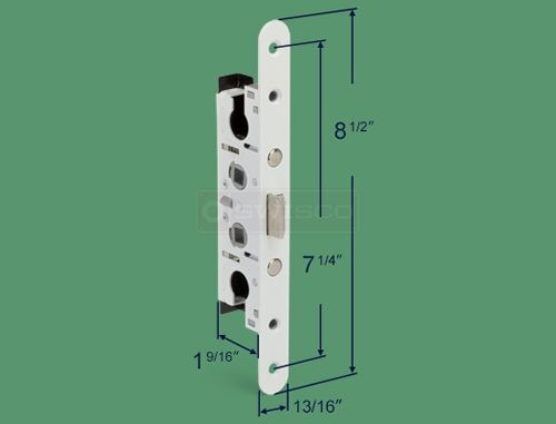 40 191 Storm Door Multi Point Mortise Lock Pella Storm Door