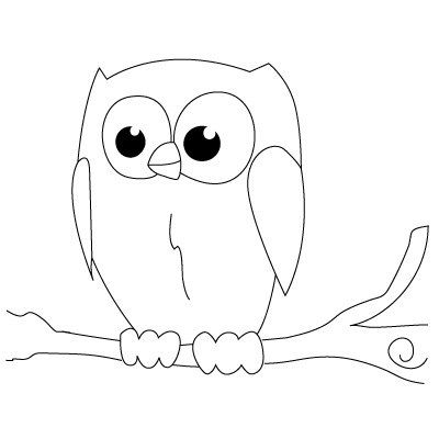 how to draw an owl fun drawing lessons for kids adults - Fun Drawings For Kids
