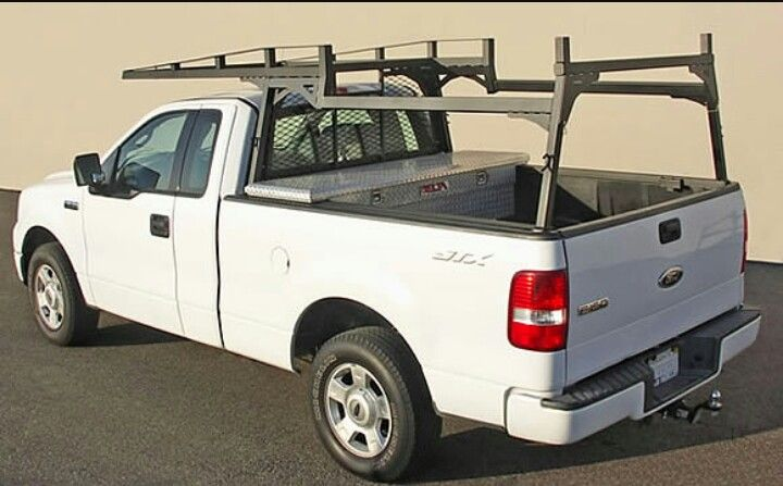 Hotshot Ford F Stx With Pipe Rack