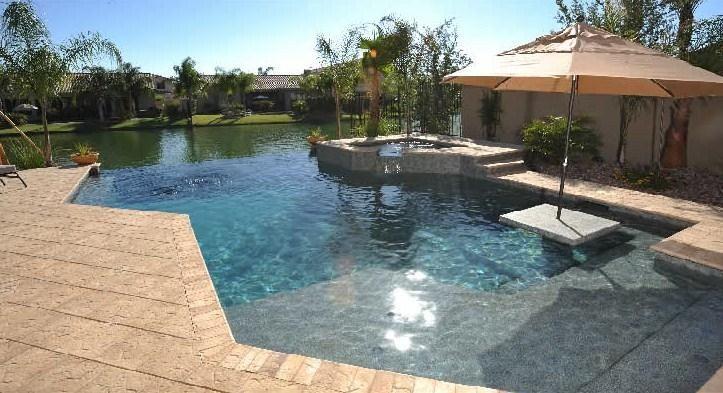 arizona swimming pool - alexon designalexon design and