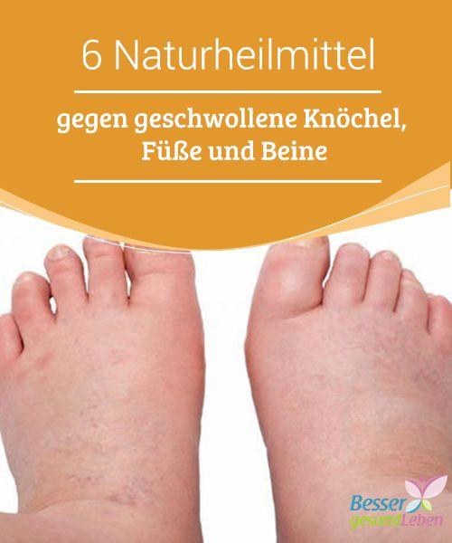 Geschwollene Füße | Feetastic