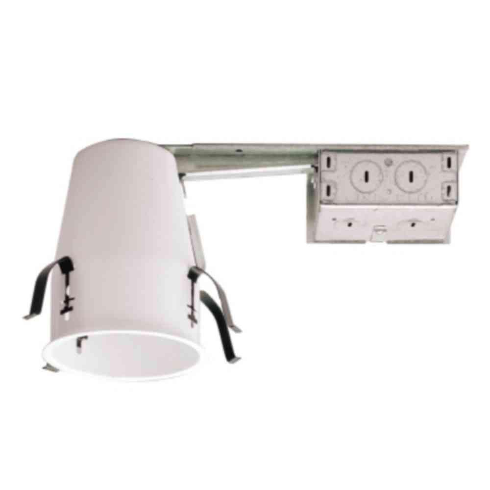 Halo H99 4 In Steel Recessed Lighting Housing For Remodel Ceiling