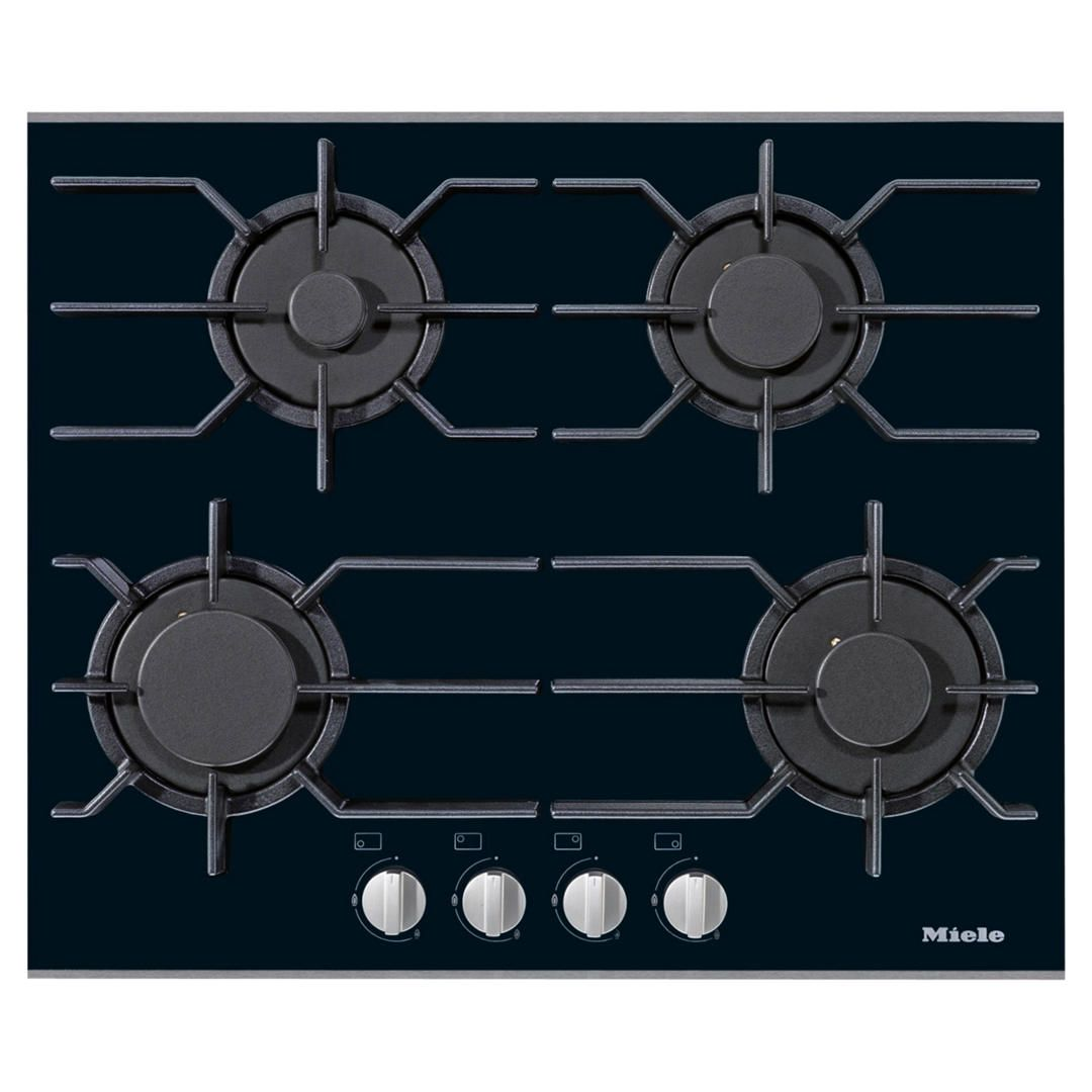 Miele Km3010 Integrated Gas Hob Gas Cooktop Cooktop Appliances Direct