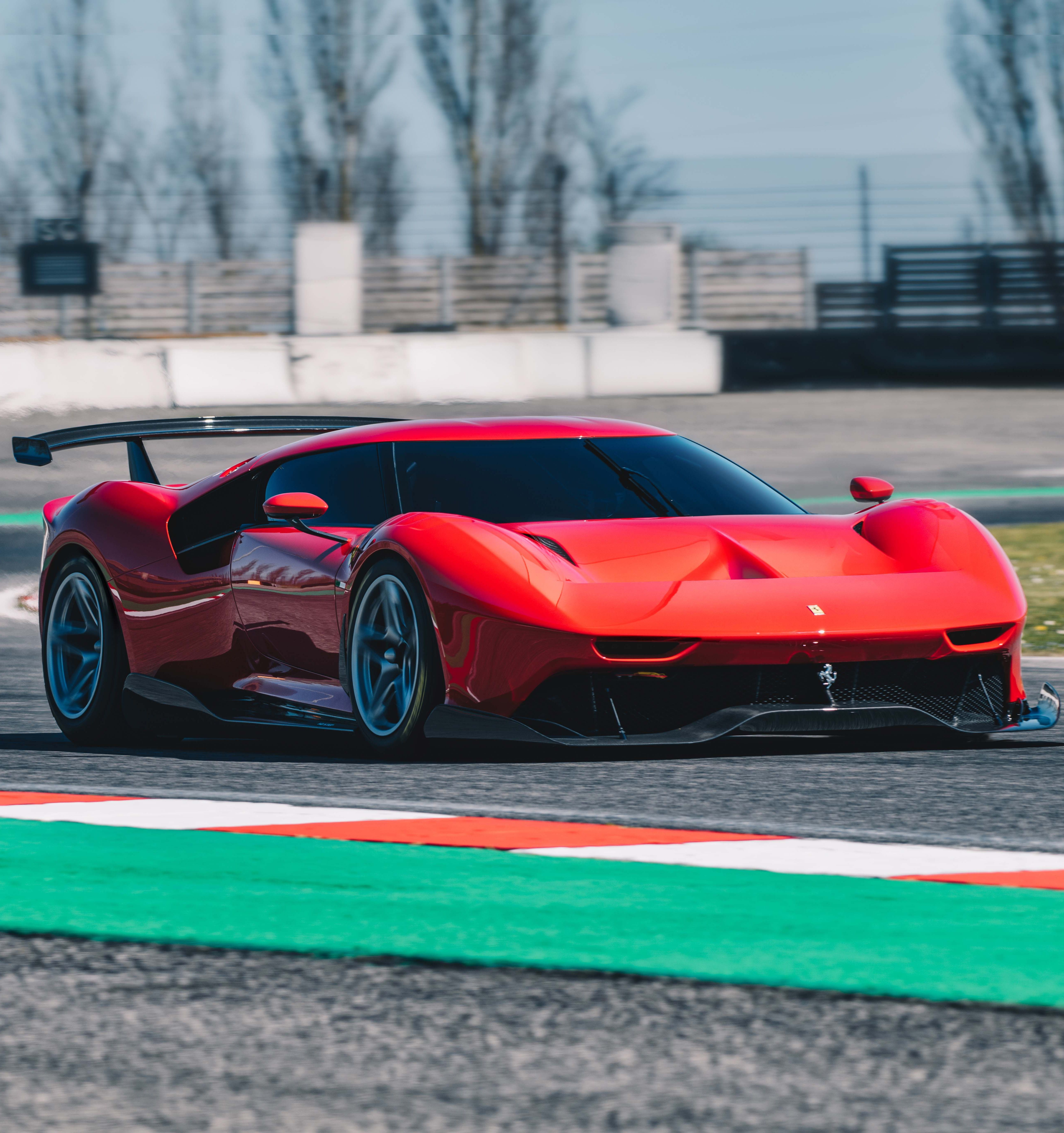 2019 Ferrari P80 C The Man With Images Track Car Super Cars