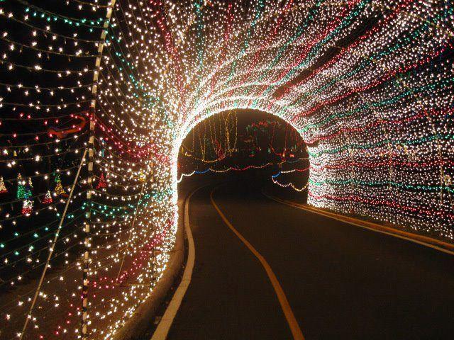 Tilles Park Christmas Lights.Take A Ride Through Tilles Park Transformed Into A Winter