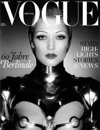 Una de las portadas más emblemáticas y represantativas de la moda contemporánea...