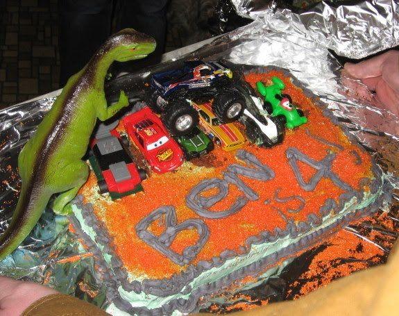 Dinosaur Monster Truck Cake Yahoo Image Search Results Monster Truck Cake Truck Cakes Cake