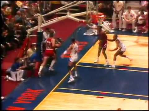 Michael Jordans Top Ten Dunks