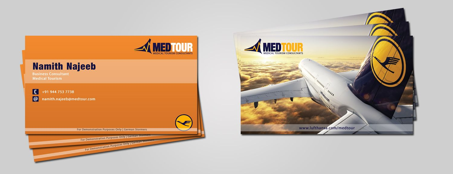 Best Airline Business Cards Pictures Inspiration - Business Card ...