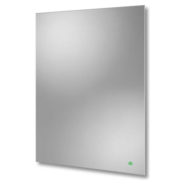 Lustro Dubiel Vitrum Heat Plus mata grzewcza 60 x 80 cm - Lustra cięte - Lustra łazienkowe - Akcesoria łazienkowe - Urządzanie