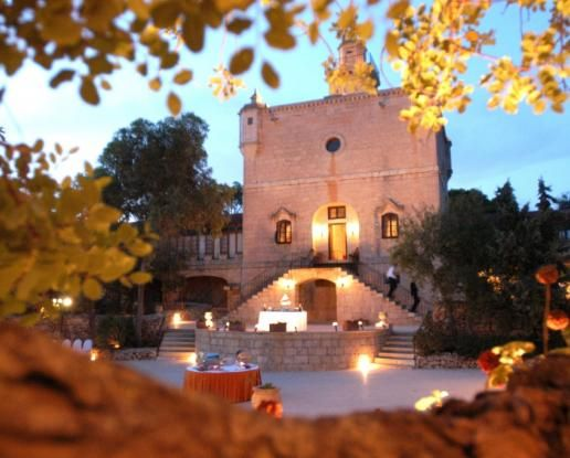 Maltese Castle Wedding