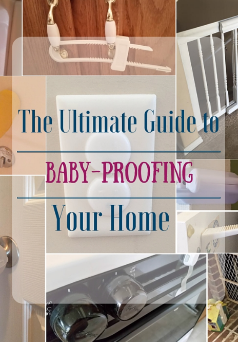 The Ultimate Guide For Baby Proofing Your Home Baby Proofing Frugal Baby New Baby Products
