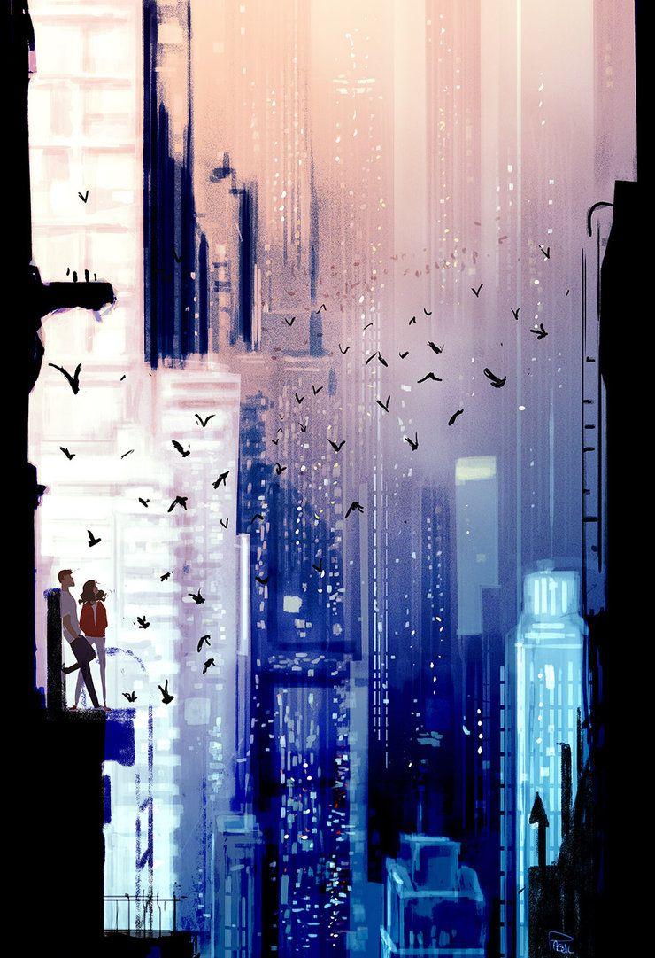 Resultado De Imagen De Pascal Campion Arte De Animación