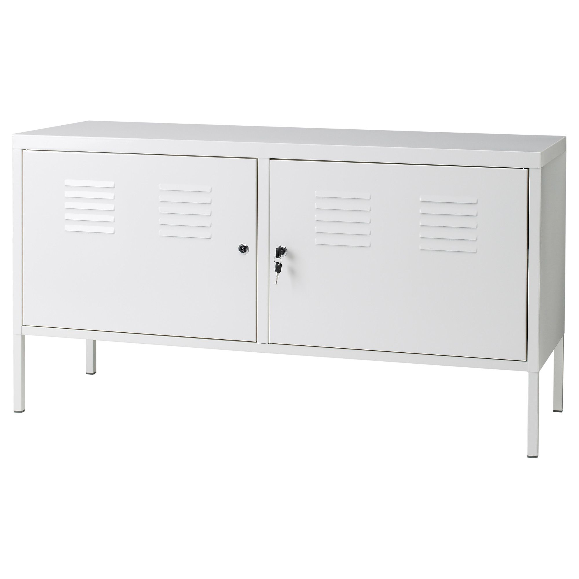 Captivating IKEA   IKEA PS, Cabinet, White, , A Cord Outlet Underneath Makes It