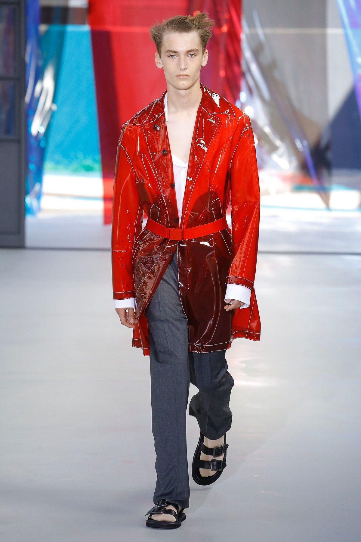 No. 21 Spring 2019 Menswear Fashion Show | Vêtements homme ...