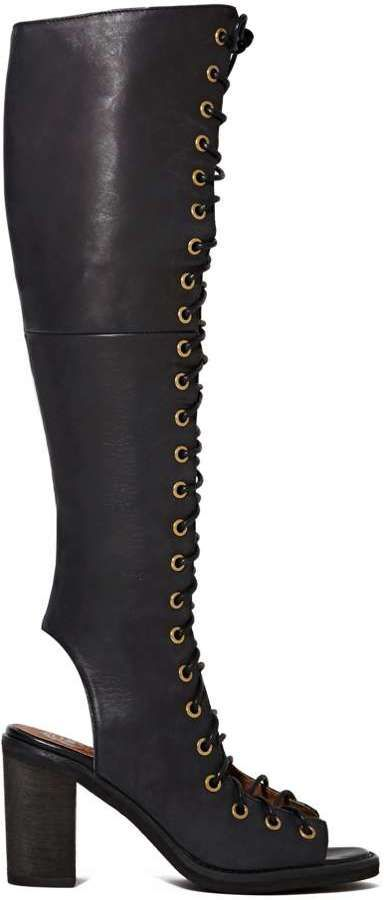 c7d2c2e18df Nasty Gal Jeffrey Campbell Countess Boot on shopstyle.com | Fashion ...