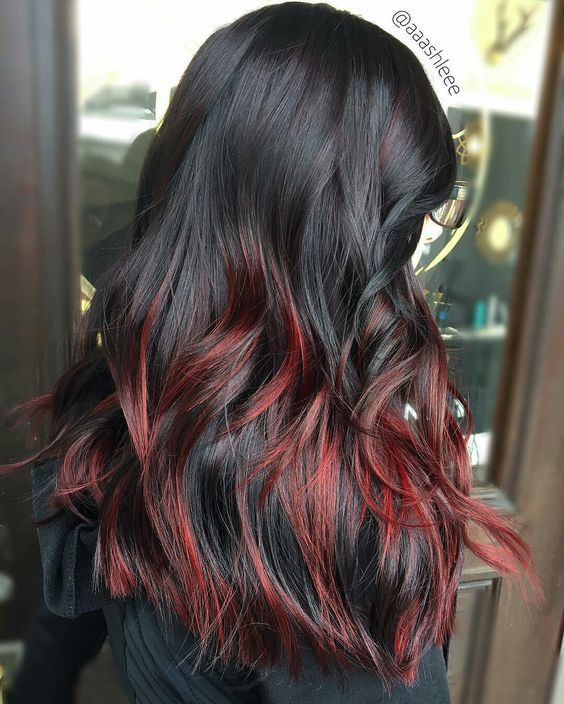 30+ Coloured Hair That Won't Break The Office Dres
