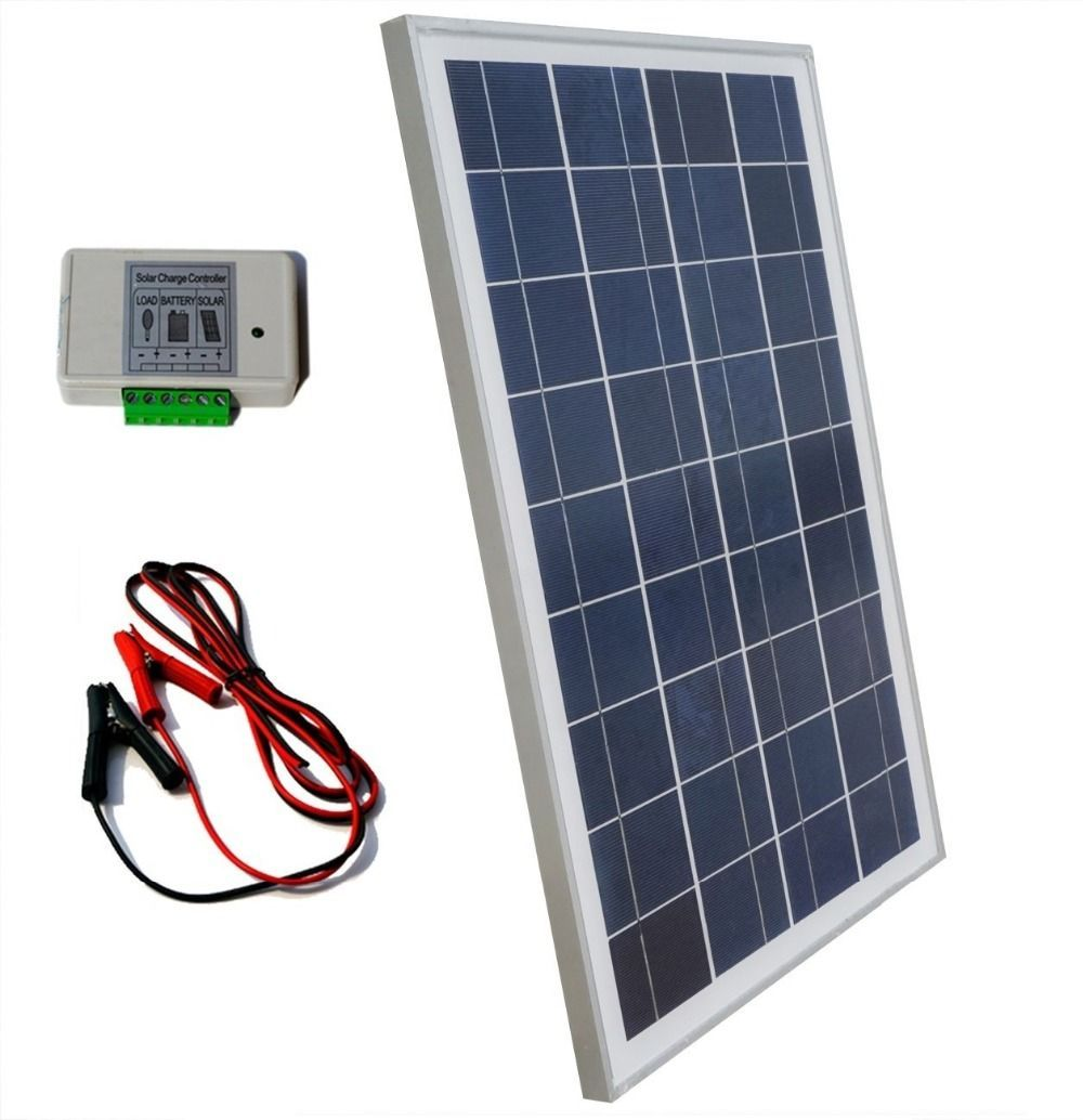 25w 12v Polycrystalline Silicon Solar Panel Solar System Solar Battery Used For 12v Photovoltaic Power Home System Homesolarsyste Solar Panels Solar Solar Kit